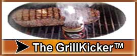 The Grillkicker, BBQ Flavor Enhancer