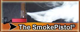 The SmokePistol, The Ultimate Smoke Generator