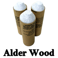 Alder Wood SmokePistol Bullet