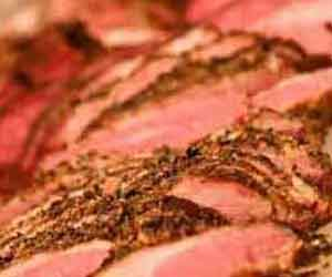This cold-smoked Beef Pastrami is delicious whether eaten alone or on a sandwich!