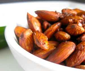 Smoked nuts make a great treat and are a smoked food favorite.